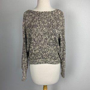 Bisou Bisou Hi Low Sequin Sweater